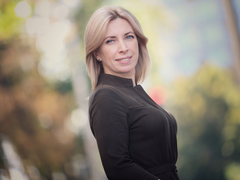 Government appointed Iryna Vereshchuk as Representative in Parliament