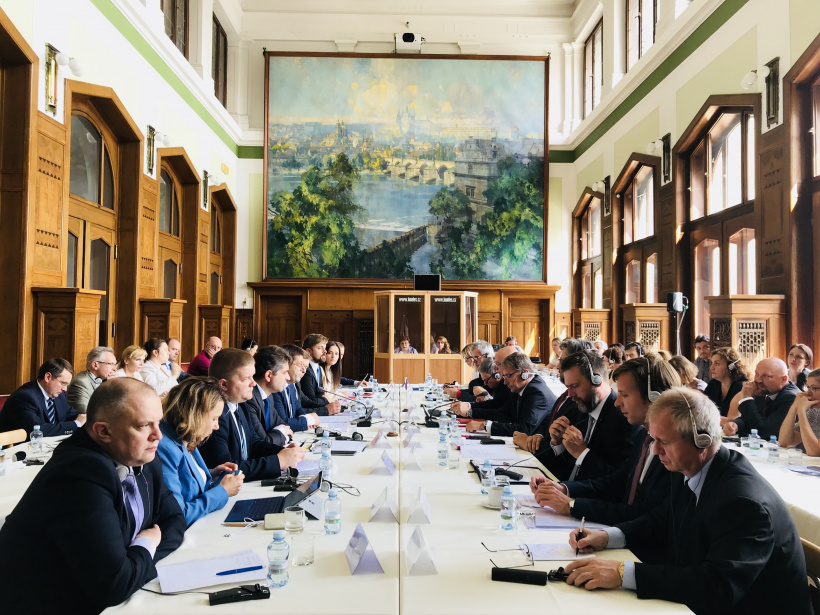 Ukraine and the Czech Republic outlined priorities for cooperation for 2018-2019
