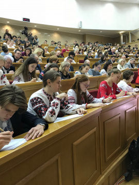 Viacheslav Kyrylenko: New language law should be adopted asap