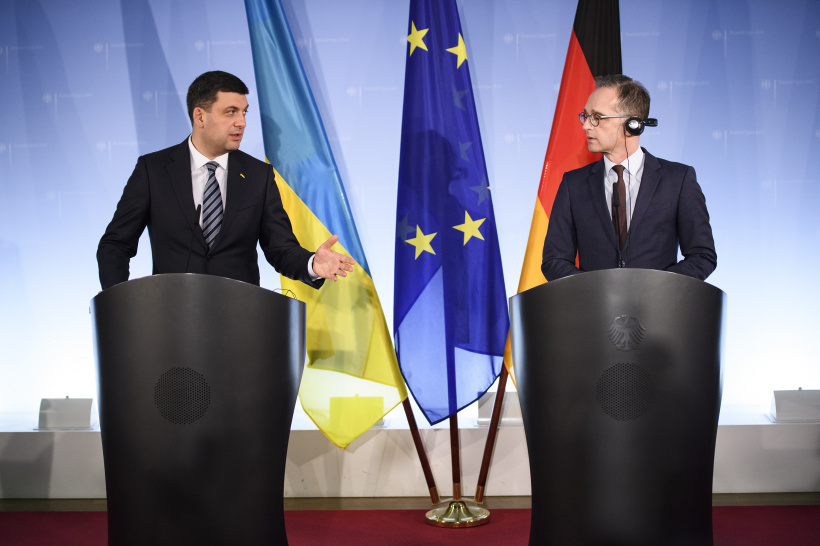 Aggressor must pay a high price for violating   international rules – a meeting of Prime Minister with German Foreign Minister