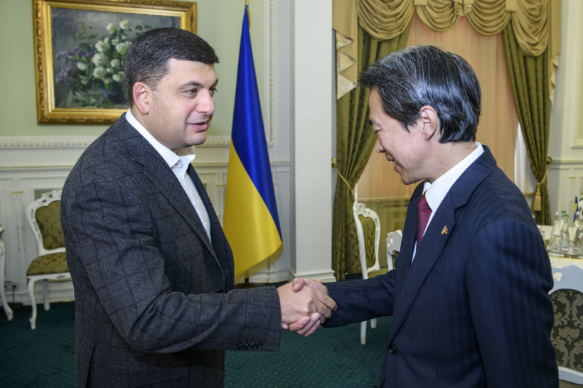 Ukraine and China plan to double trade turnover and explore the possibilities of cooperation in the agricultural, construction and energy sectors