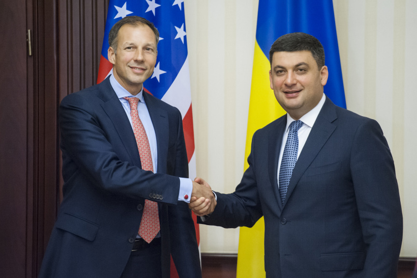 Ukraine and the United States treat Nord Stream-2 as a threat to Europe's energy security