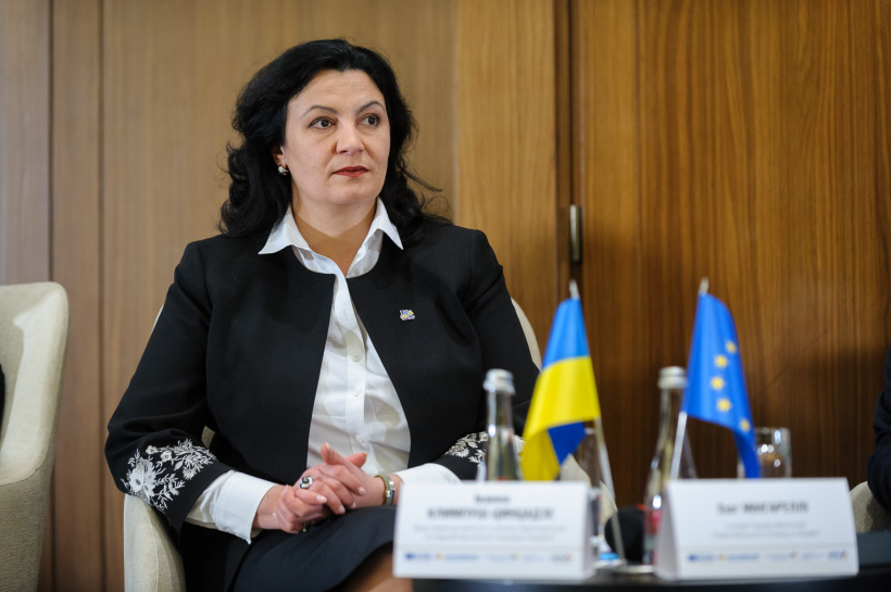 2018 became the first year of full-fledged implementation of the AA, says Ivanna Klympush-Tsintsadze during the presentation of the Report on the implementation of the Association Agreement