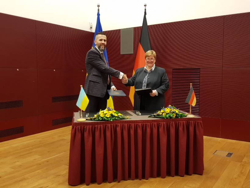 Germany to provide €84.8 million to Ukraine for technical and financial assistance projects
