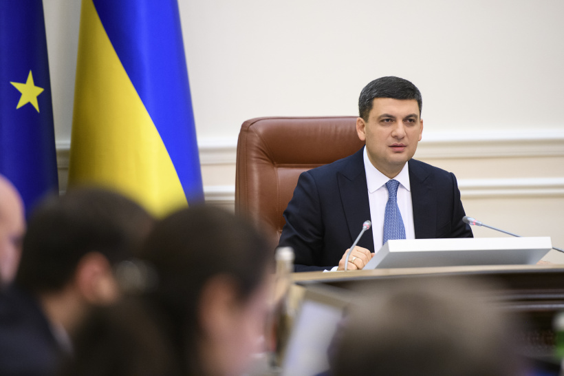 Volodymyr Groysman urges to ensure smooth closure of the year of 2018 and planned beginning of 2019