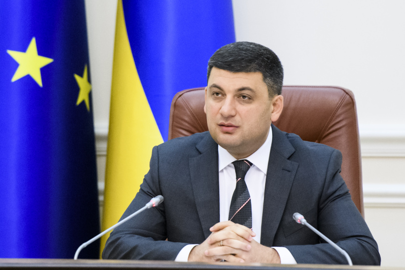 Volodymyr Groysman: Rooting out