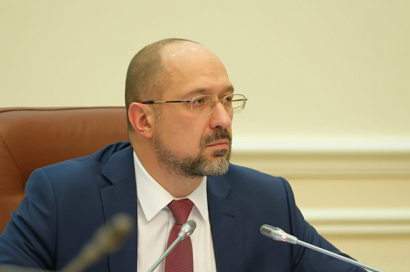 Prime Minister instructed to check the conditions of storage of ammonium nitrate in Ukraine