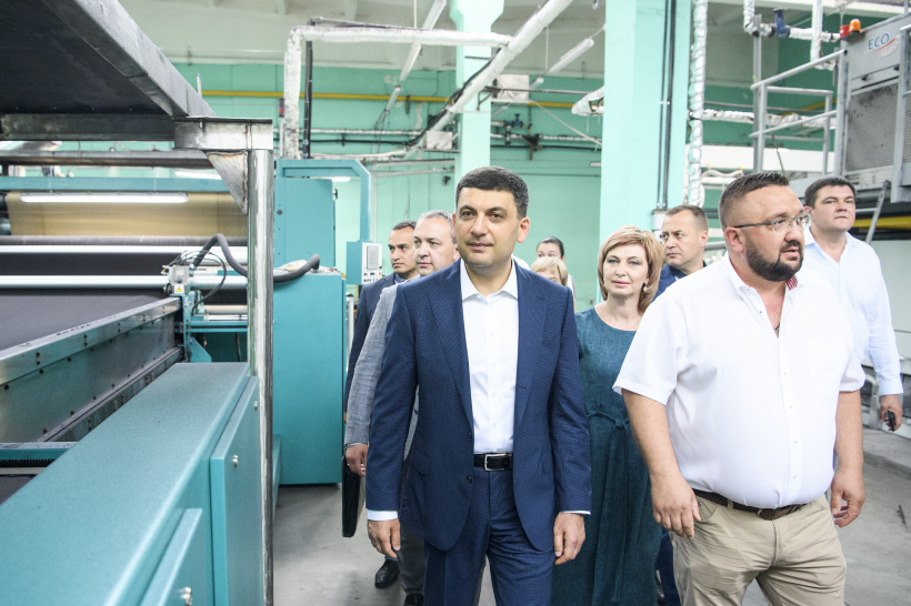 Volodymyr Groysman: New jobs and  powerful middle class is solution to labor migration problem