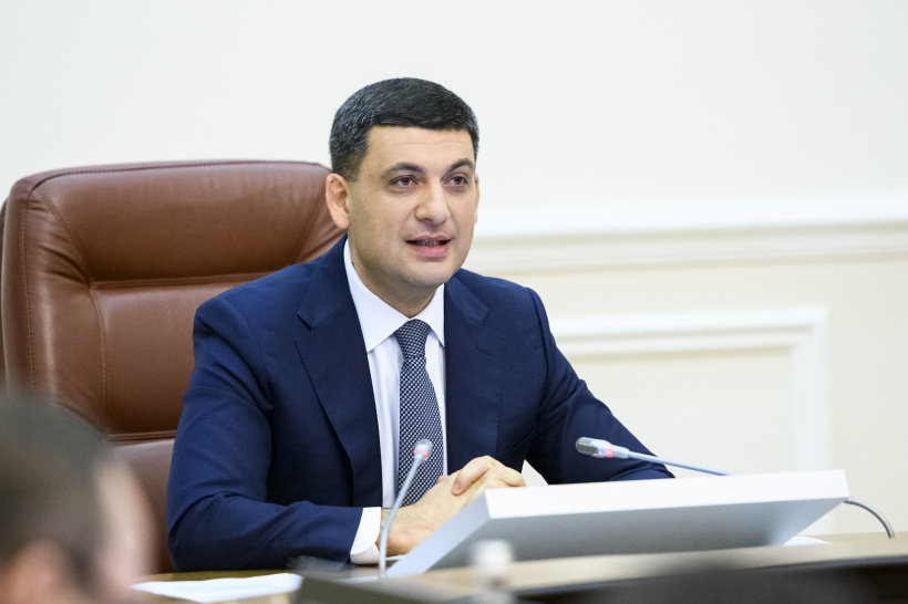 Prime Minister instructs Ministry of Infrastructure and Ministry of Justice to elucidate situation concerning suspension of the license of one of the Ukrainian airlines