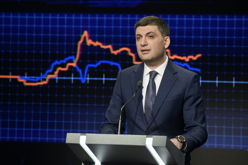 It is important to ensure stability in Ukraine, says Volodymyr Groysman in the Freedom of Speech program