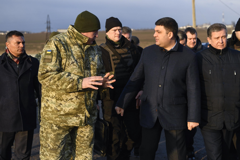 Украинская армия будет достойно обеспечена - Владимир Гройсман