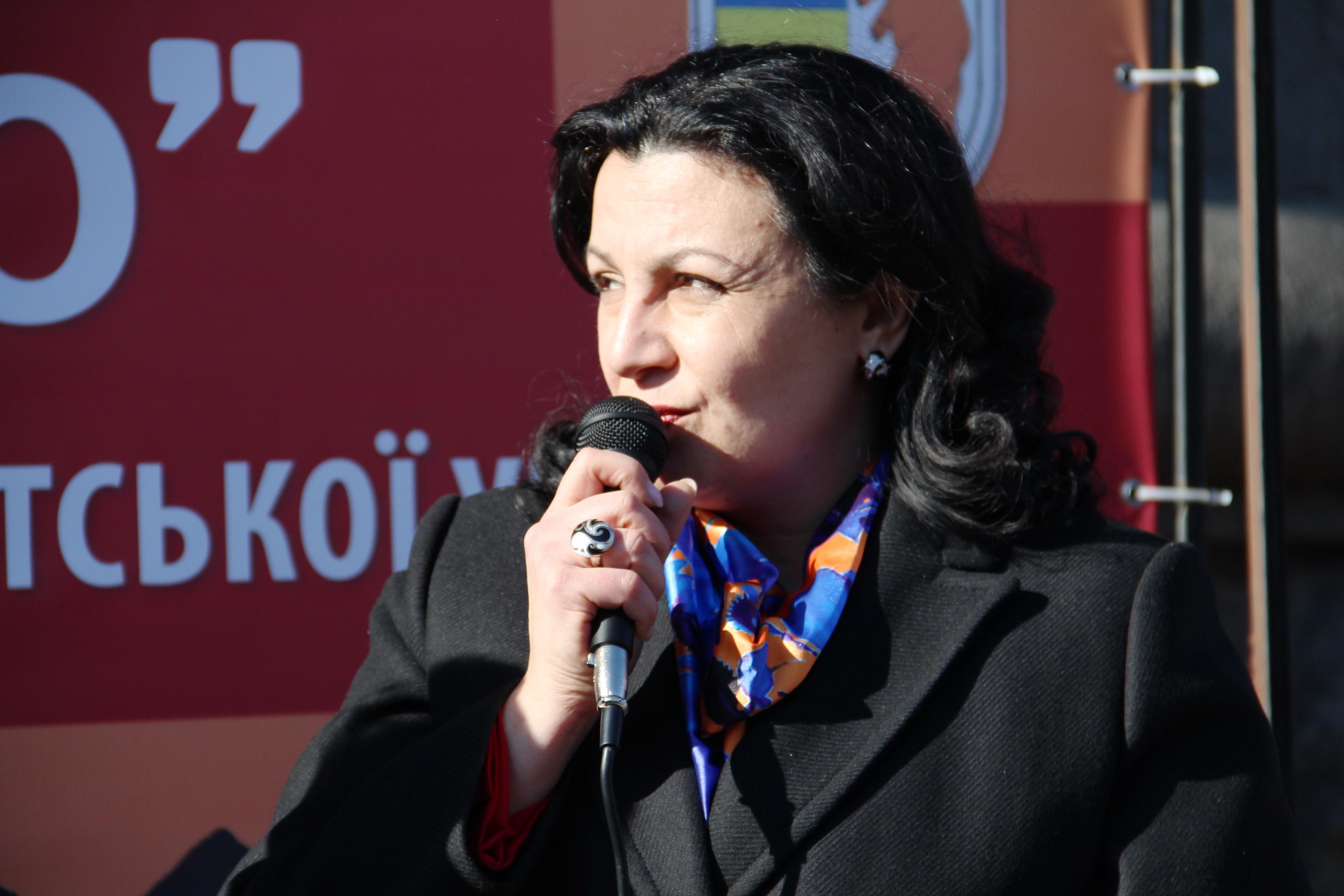 У столиці відкрилася виставка, присвячена 80-річчю проголошення Карпатської України