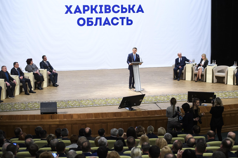 Прем'єр-міністр: Новий етап децентралізації – це закріплення її успіхів і незворотності у Конституції