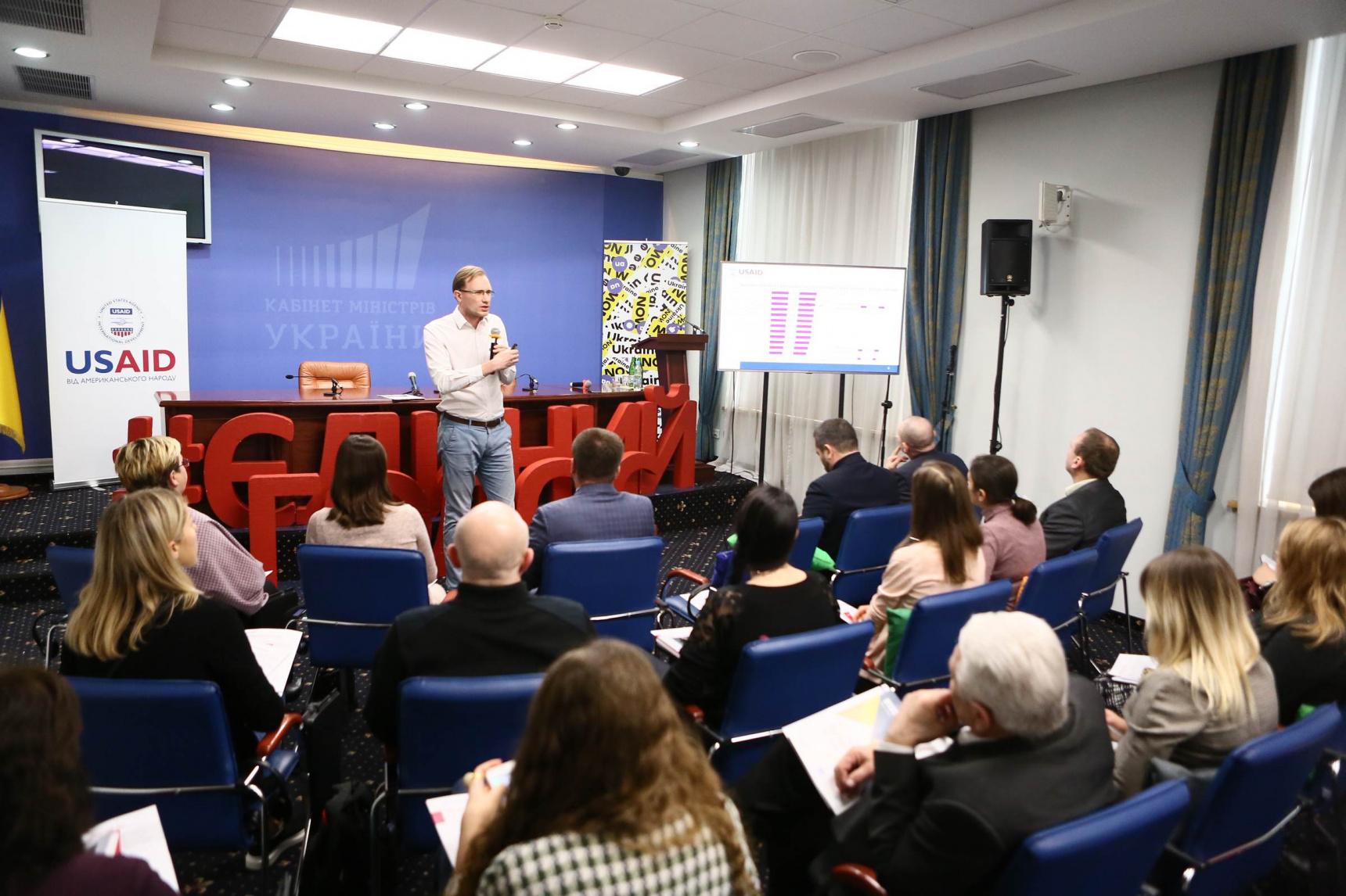 У рамках Тижня Відкритого Уряду обговорено питання протидії корупції в Україні