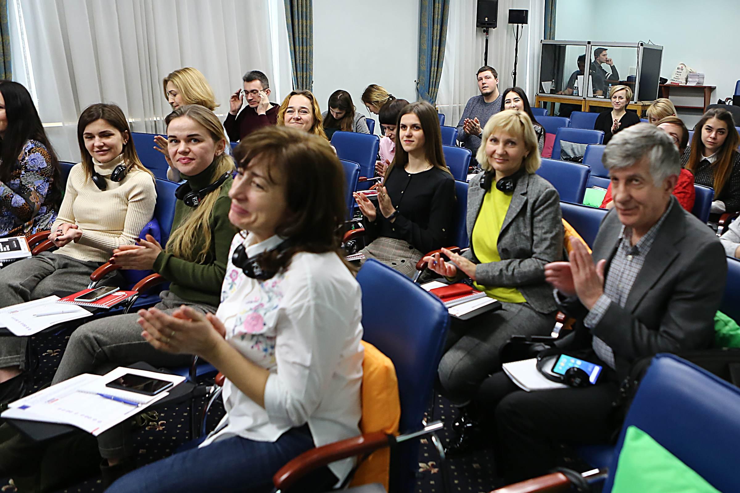 Як досягти ефективних антикорупційних комунікацій вчилися сьогодні фахівці з регіонів