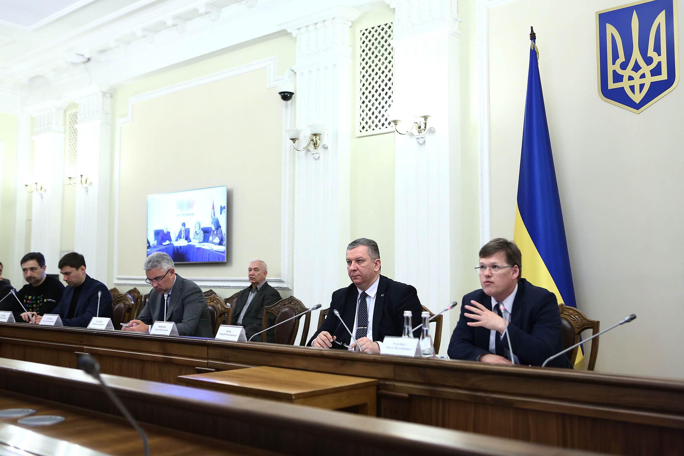 Павло Розенко: Монетизуючи субсидії і підвищуючи пенсії, Уряд виконує Закон