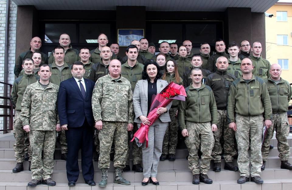 Топогеодезичний центр Управління оперативного забезпечення ЗСУ в Чернівцях є прикладом ефективного відновлення спроможностей армії, - Іванна Климпуш-Цинцадзе