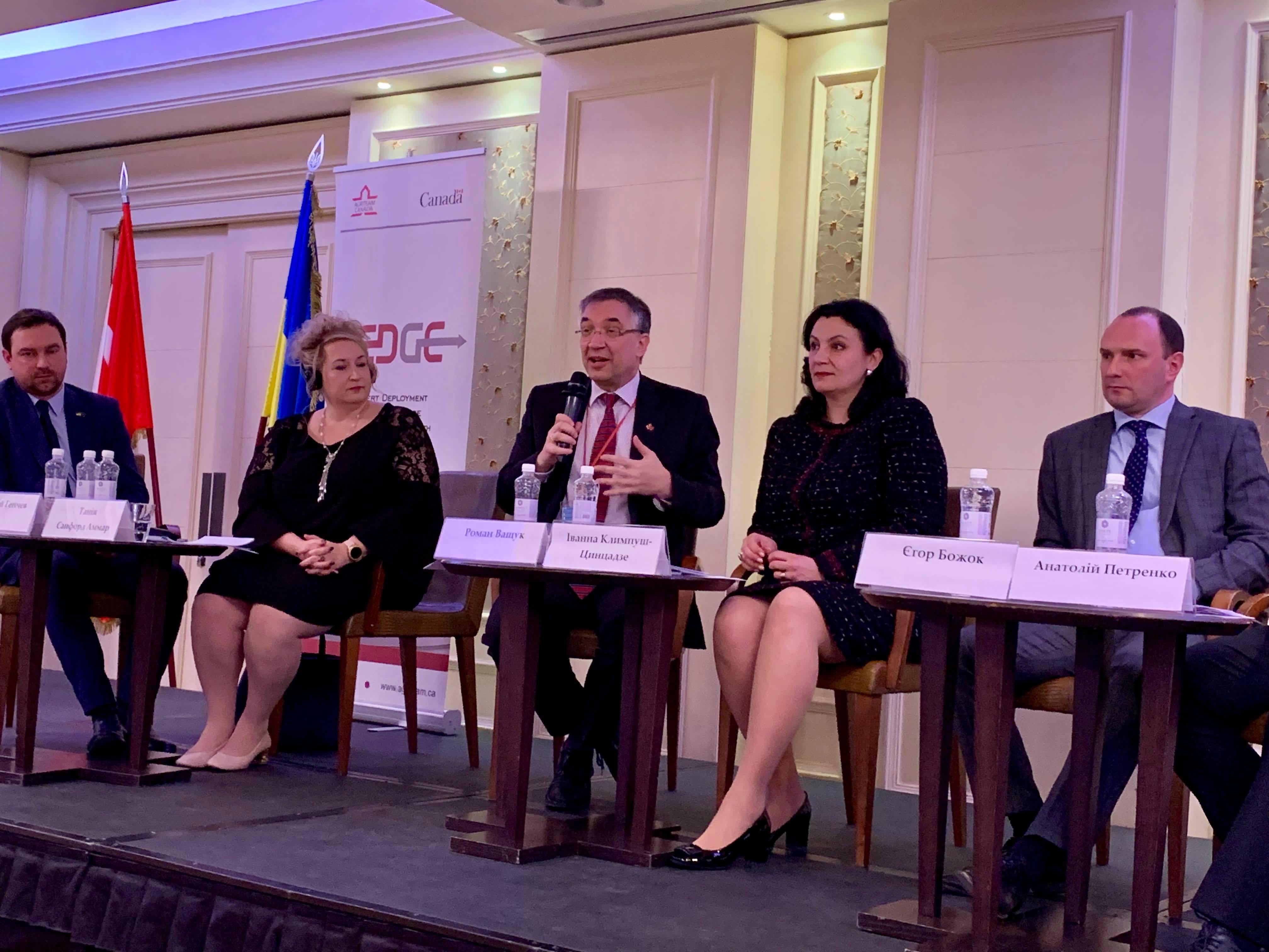 Річна національна програма Україна – НАТО 2020 буде наближена до вимог Плану дій щодо членства, – Іванна Климпуш-Цинцадзе