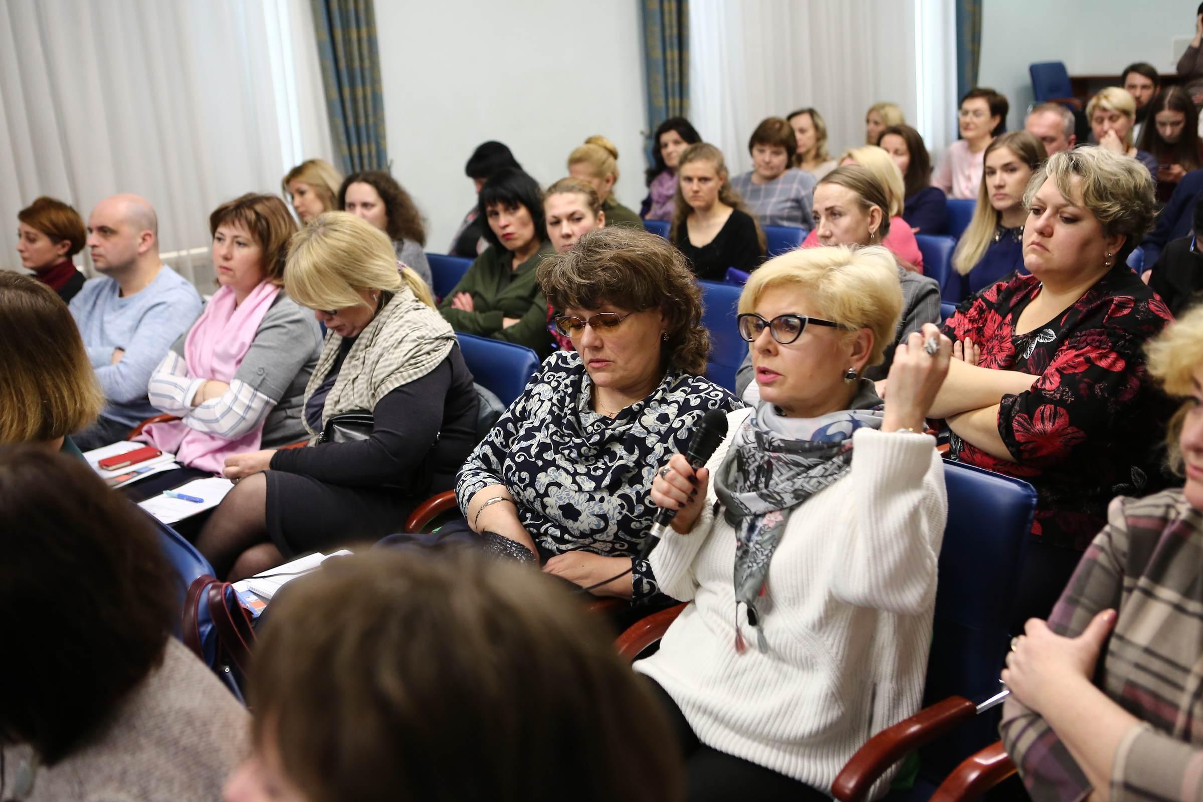 Фахівці з питань доступу до публічної інформації обговорили актуальні питання у відповідній сфері