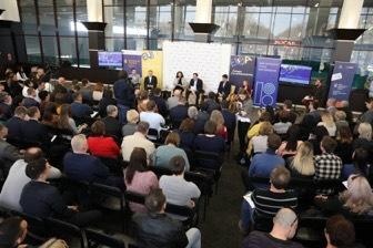 Європейська інтеграція дає шанс українським товарам отримати знак якості, який відкриє шлях до інших світових ринків, - Іванна Климпуш-Цинцадзе у Запоріжжі