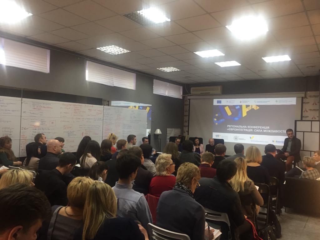 Донеччина – лідер за обсягом експорту до країн ЄС, – Іванна Климпуш-Цинцадзе у Маріуполі