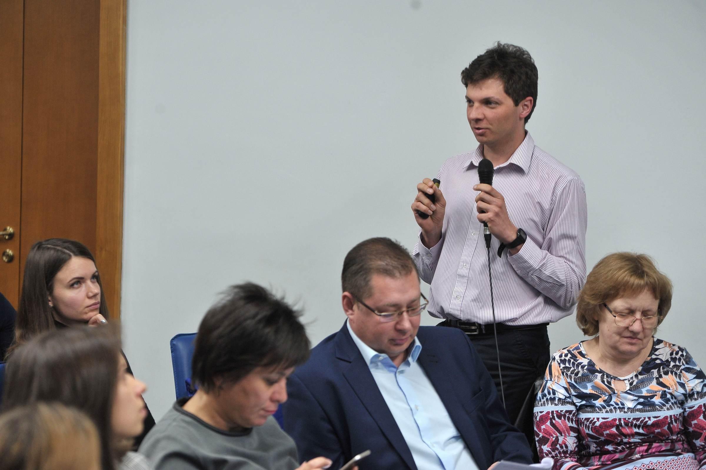Енергоефективність, як стиль життя обговорили на зустрічі урядової комунікаційної платформи Єдиний голос