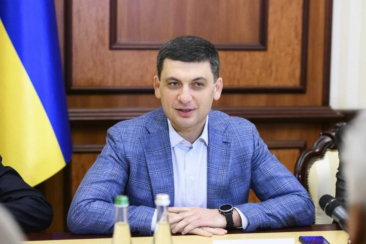 Глава Уряду словацьким ЗМІ: Україна знаходиться на передовій боротьби за демократію