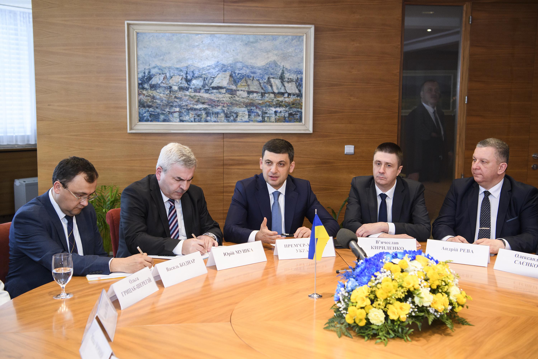 Культура та національна ідентичність – речі, які маємо розвивати, як велика країна, – Глава Уряду на зустрічі з українською діаспорою Словаччини